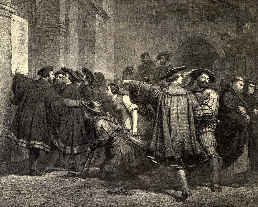 The 95 Theses